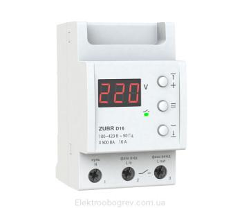 Скидка на реле тока и напряжения ZUBR