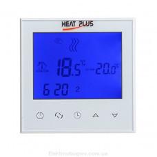 Терморегулятор для теплого пола Heat Plus 321WB Белый