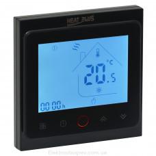 Терморегулятор Heat Plus BHT 002 WI-FI Черный