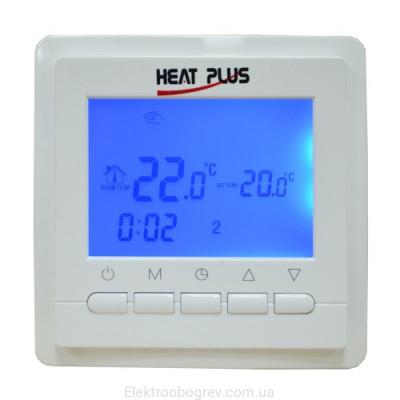 Терморегулятор Heat Plus BHT 306 Белый