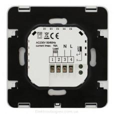 Терморегулятор Heat Plus BHT-320 Белый