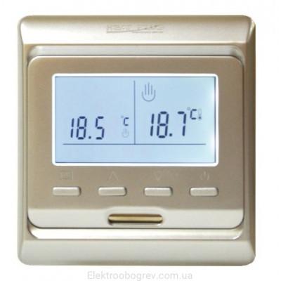 Терморегулятор Heat Plus M6.716 Серебро