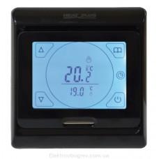 Терморегулятор для теплого пола Heat Plus M9.716 Черный