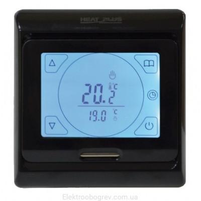 Терморегулятор Heat Plus M9.716 Черный