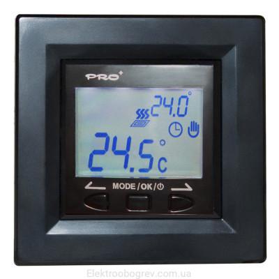 Терморегулятор VEGA 070, черный